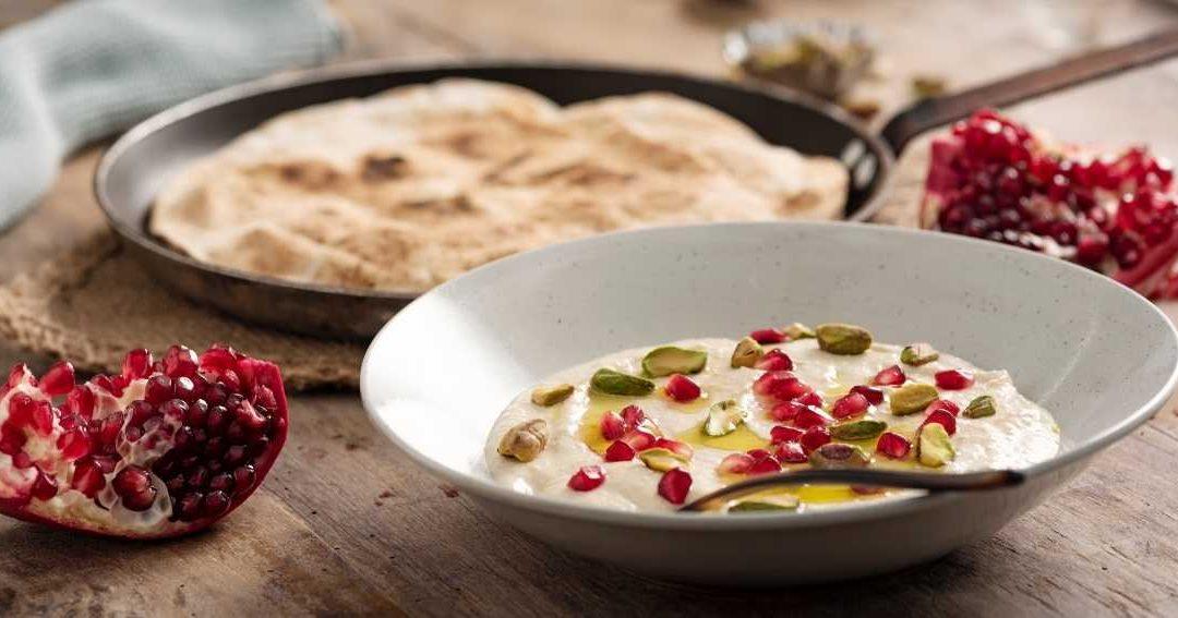 Receta Hummus de Garbanzos