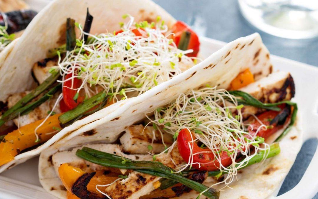 Tacos de tofu: Receta fácil para un almuerzo o cena