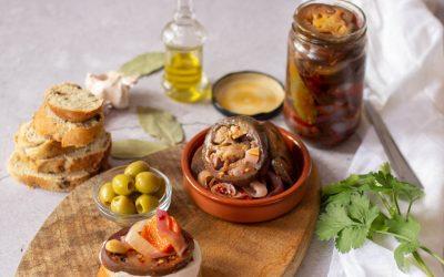 Berenjenas al escabeche: receta de la abuela