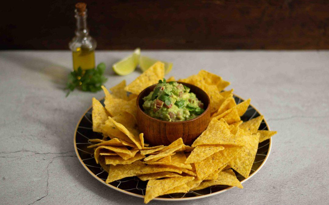 Guacamole, un acompañante sano y delicioso