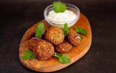 Falafel, receta de los dioses